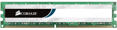 Corsair 4GB DDR PC RAM